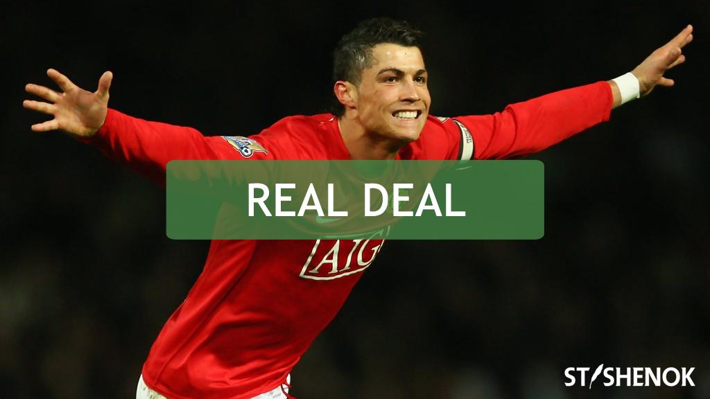 Бесценный Роналду и щедрый «Реал»