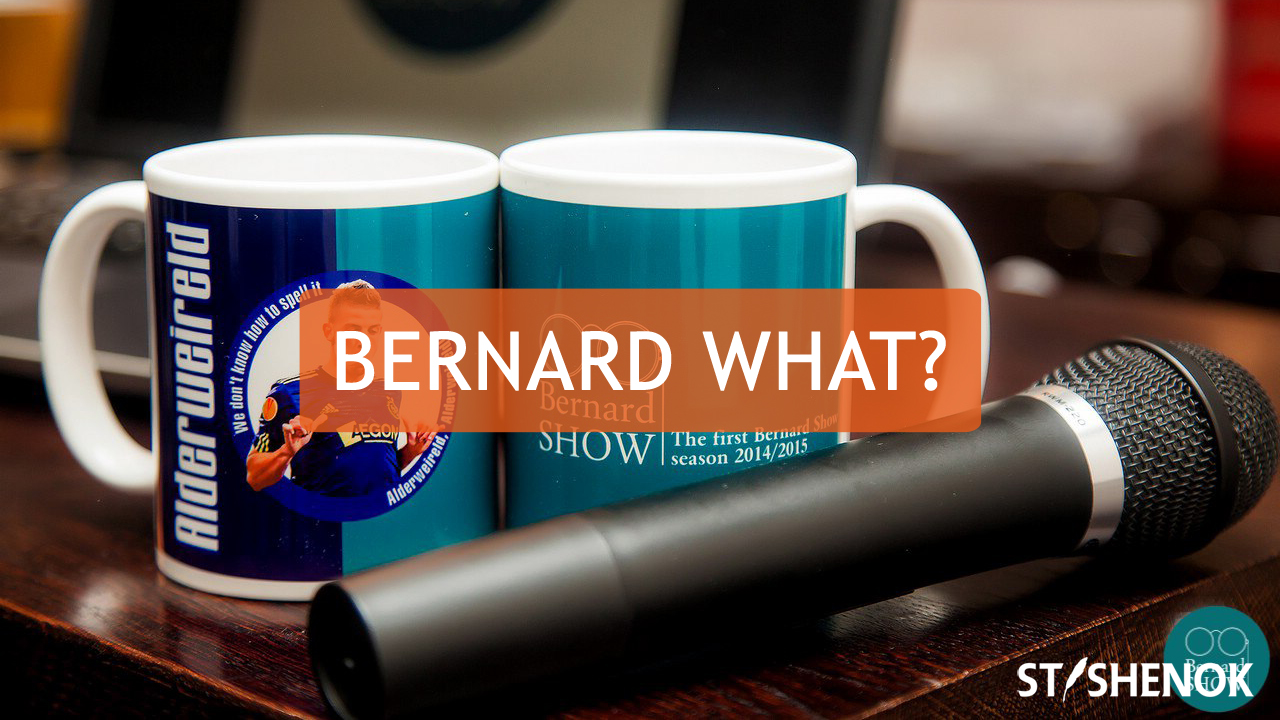 Тест: насколько хорошо ты знаешь Bernard SHOW?