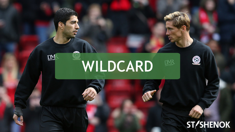 Fantasy Premier League. Wildcard